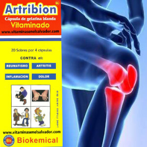Artribion Vitaminado Pastillas